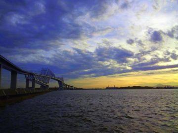 台風一過、東京の夕焼けを求めて | Webikeツーリング