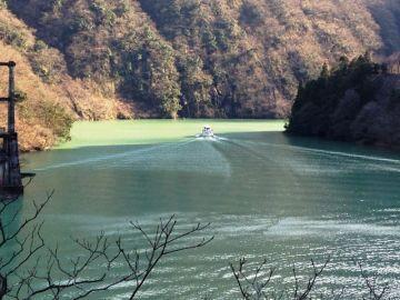 庄川峡、遊覧船、走行注意 | Webikeツーリング