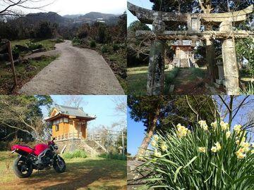 琴平神社~石原岳森林公園 | Webikeツーリング