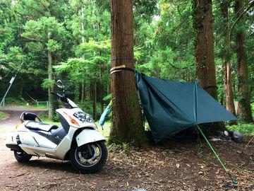 7月3日(月)~4日(火)「月川荘キャンプ場」 | Webikeツーリング