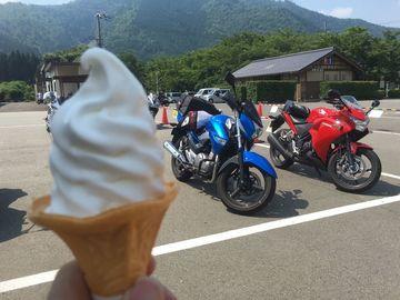 暑いのになぜバイクに乗って出かけるのかな・・・(苦笑) | Webikeツーリング
