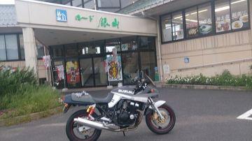 道の駅 ロード銀山 | Webikeツーリング