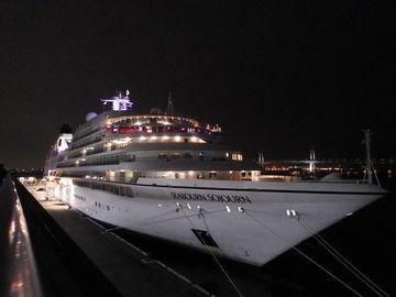 きなこさんに連れられて大桟橋でシーボーン・ソジャーンとご対面!! | Webikeツーリング