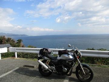 ビュースポット「さった峠」へ/遠州灘気ままなバイク旅6 | Webikeツーリング