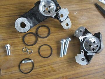 小型二輪自動車、車検整備