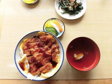 王道の一品!西会津柳津のソースカツ丼とラーメン | Webikeツーリング
