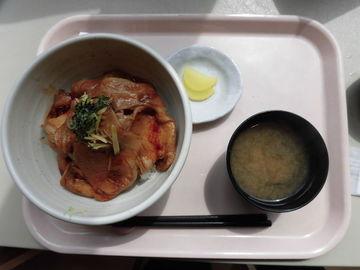北海道2日目の昼食(名物豚丼) | Webikeツーリング