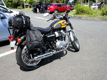 W800 久々のロングツーリング  | Webikeツーリング