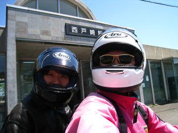 タンデムで志賀島へ | Webikeツーリング