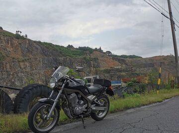 ぼぼぼぼぼ僕がばばばばバイクでおおおおおお出かけするとあああああ雨が降るんだな | Webikeツーリング