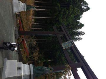 早朝に秋葉神社 | Webikeツーリング