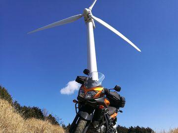 伊豆半島風力発電 | Webikeツーリング