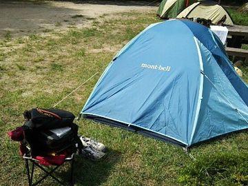 ソロキャンプ | Webikeツーリング