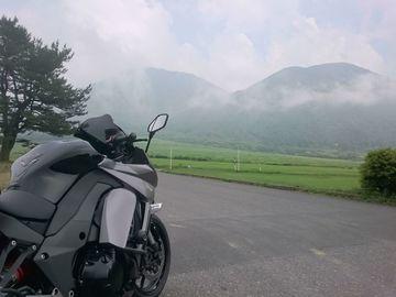 夏・三瓶山・そして雨!   Webikeツーリング