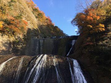 袋田の滝de紅葉狩り | Webikeツーリング