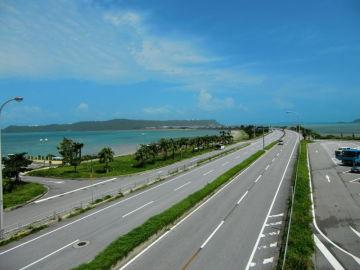 沖縄より 【海中道路】 | Webikeツーリング