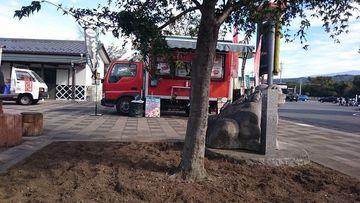 三原屋食堂のジャンボロースカツと日本ロマンチック街道 | Webikeツーリング