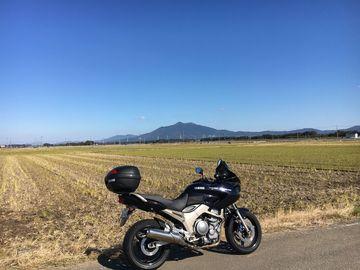 国道294から筑波山 | Webikeツーリング