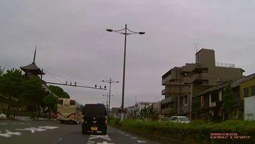 京都駅付近で、雨、で帰宅。 | Webikeツーリング