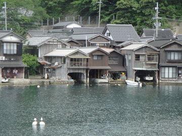 伊根町(京都府)~舟屋探訪~ | Webikeツーリング