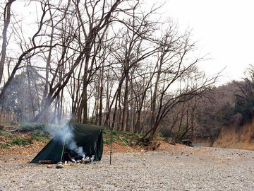 1月14日(日)-15日(月)2018キャンプ初め「巾着田」 | Webikeツーリング