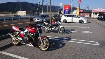 今年初の琵琶湖北方面ツーネタ満載w@YBR125ED | Webikeツーリング