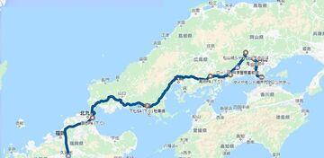 ぶらり中国ドライブパス2019 day3 | Webikeツーリング