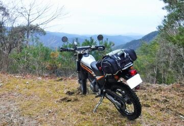 ブログ更新~オートバイの旅~justa2ofus-kzblues.com  「三河の林道。ダートを41km走ってきた。2020.2.15(土)」   Webikeツーリング