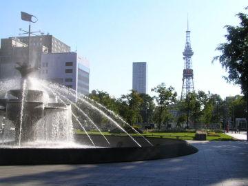 ★★ 札幌大通公園 ★★ | Webikeツーリング