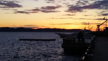 今年最後の朝ツー 江の島日の出コーヒーツー | Webikeツーリング