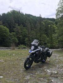 Vストローム650XTはノーマルで林道そこそこはしれました | Webikeツーリング