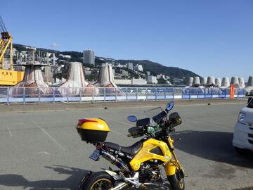 伊豆下田、国道136号線をひた走り。 | Webikeツーリング