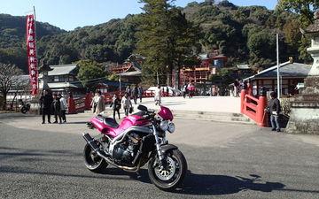 祐徳稲荷神社 | Webikeツーリング