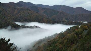 雲海か逆さ富士か   Webikeツーリング