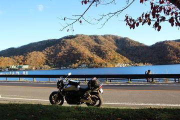 ぶらり秋色の北栃木バイク一人旅、中禅寺湖から奥日光へ | Webikeツーリング