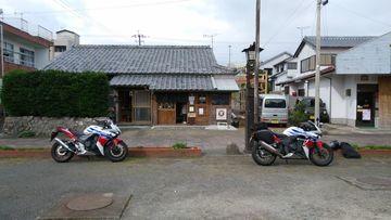 屋久島で偶然同型バイクを発見 そこで旨いカフェ発見 | Webikeツーリング