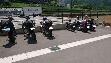 道の駅スタンプラリー 都留道志清川 | Webikeツーリング