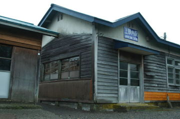 木造駅舎   Webikeツーリング