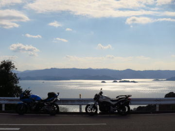 冬の間は海沿いを… 紀州シーサイドツーリング♪ | Webikeツーリング