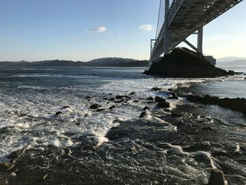 W800 四国「一の宮」3/4探訪 4日目(最終日) 鳴門海峡、大麻比古神社、田村神社 | Webikeツーリング