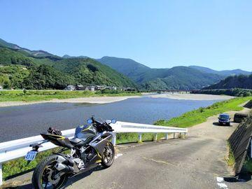 新型CBRで行く近畿道の駅スタンプラリーpart11 | Webikeツーリング