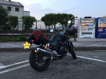 ほったらかし→バイク弁当   Webikeツーリング