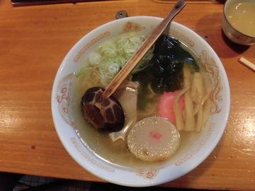 北海道5日目の昼食(老舗の塩ラーメン) | Webikeツーリング