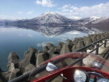 2017 初ツーリング 北海道支笏湖 | Webikeツーリング