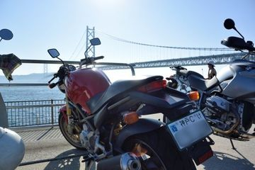 Maxさん迎撃ツーリング in Kobe | Webikeツーリング