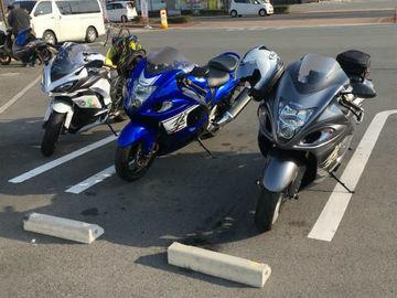 隼(GSX1300R)で蒜山高原・奥津温泉へ行きました   Webikeツーリング