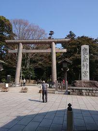 鹿島神宮ツーリング | Webikeツーリング