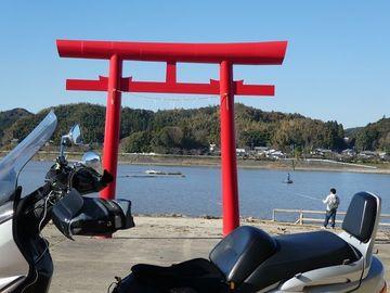 紅葉の池と湖と滝と...(^^)♪ | Webikeツーリング