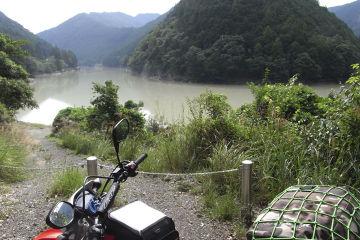 本州最南端~熊野三山キャンプツーリング三日目   Webikeツーリング