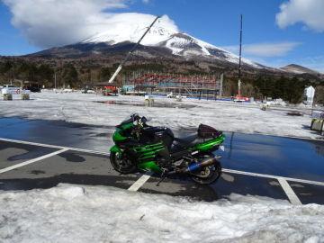 ZX-14Rで富士山スカイライン | Webikeツーリング